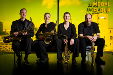 Ancia Saxophone Quartet
