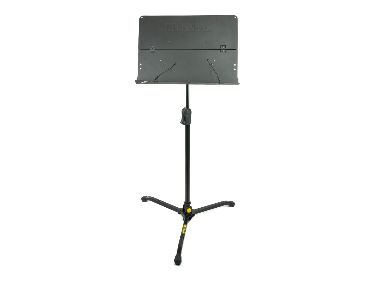 Hercules Ez Clutch Music Stand Inclues Carrying Bag