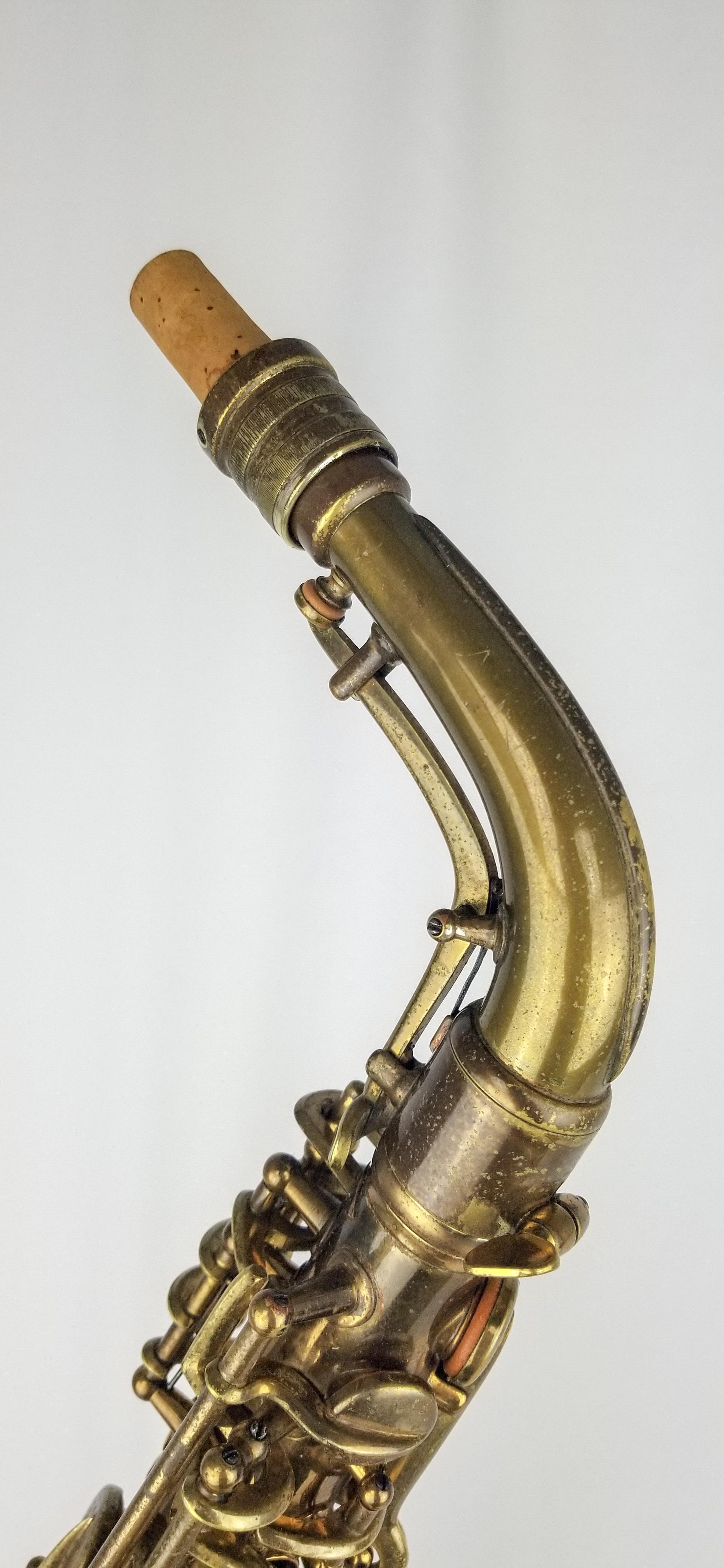 USED - Conn Transitional Alto Saxophone S#M246xxx