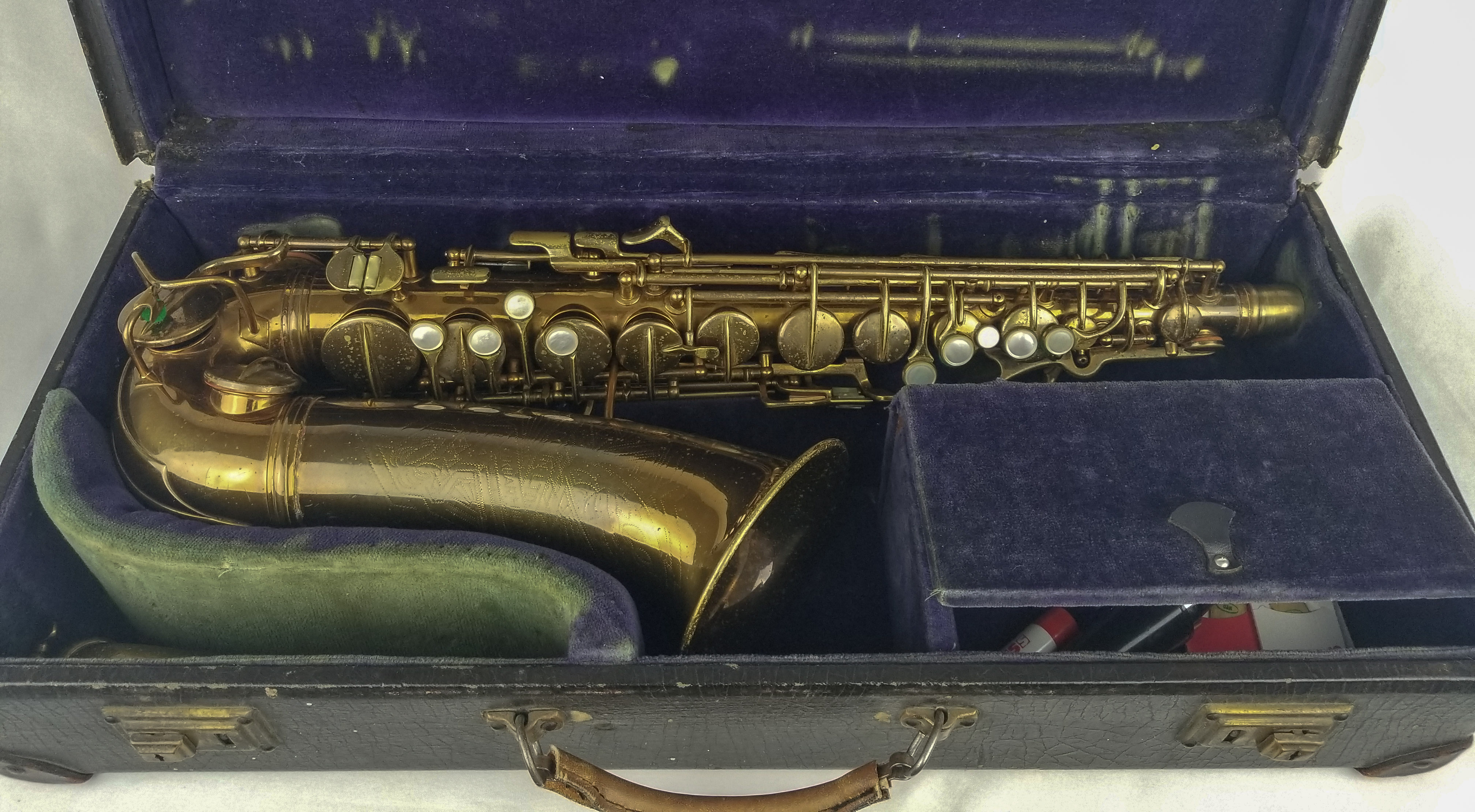 USED - Conn Transitional Alto Saxophone S#M246xxx