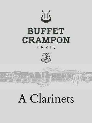 A Buffet Clarinets