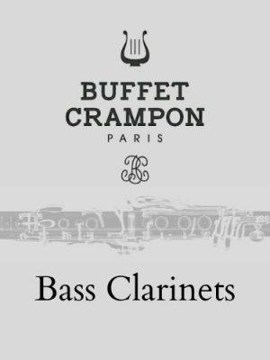 Bass Buffet Clarinets