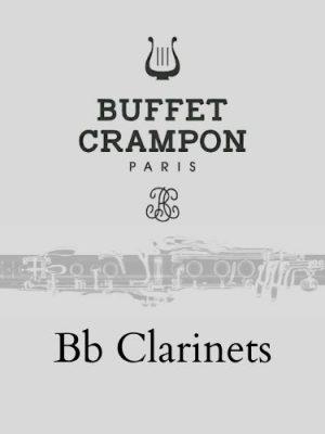 Bb Buffet Clarinets