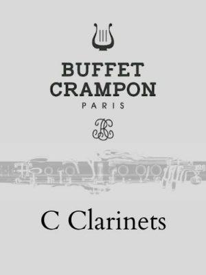 C Buffet Clarinets