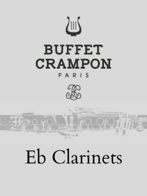 Eb Buffet Clarinets