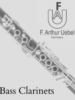 Bass Uebel Clarinets