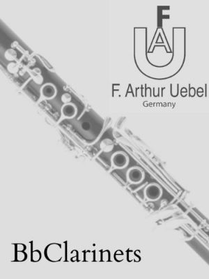 Bb Uebel Clarinets