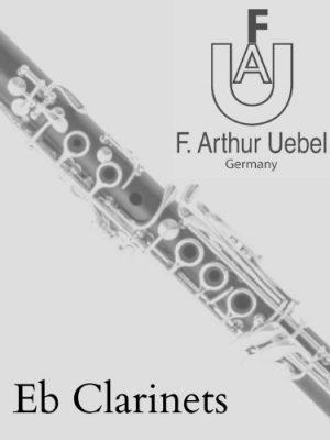 Eb Uebel Clarinets
