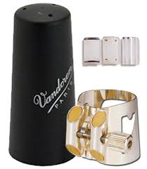Vandoren Optimum Bb Clarinet Ligature and Cap