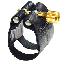 Rovner Light Ligature.  Fits most standard Eb clarinet mouthpieces