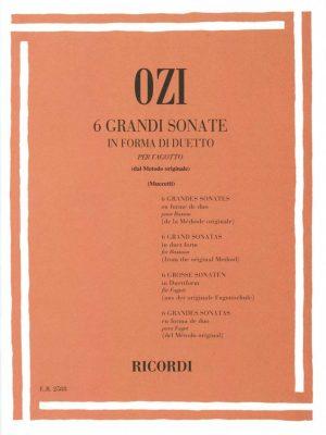 Ozi BA 6 Grand Duets