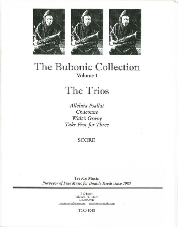 The Bubonic Collection Vol. 1 - The Trios
