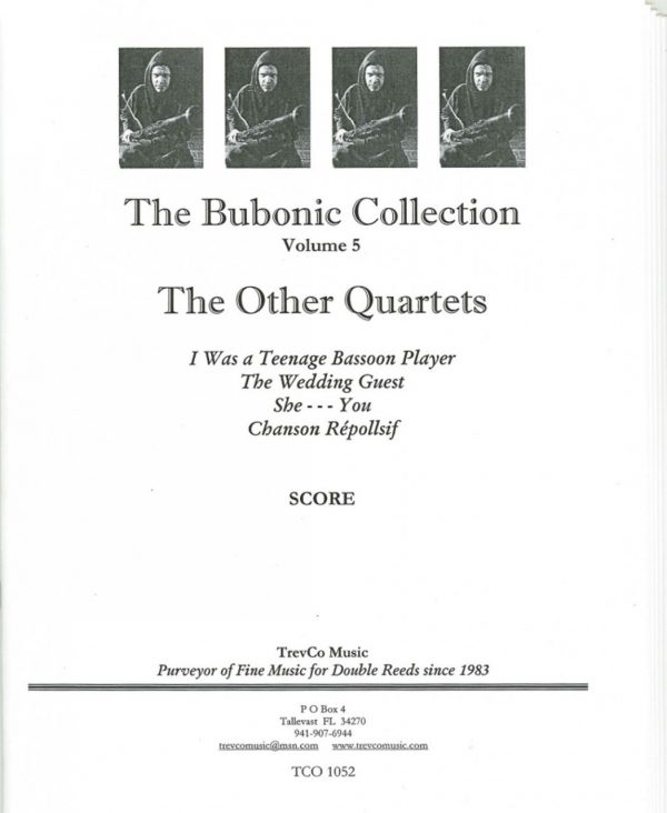 The Bubonic Collection Vol. 5 - The Other Quartets