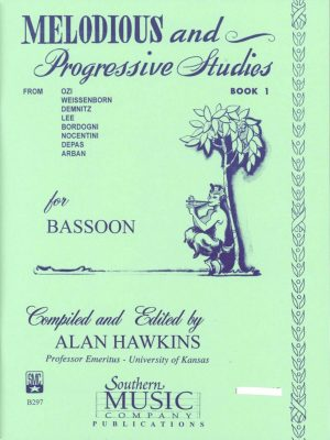 Hawkins: Melodious and Progressive Studies, Book 1