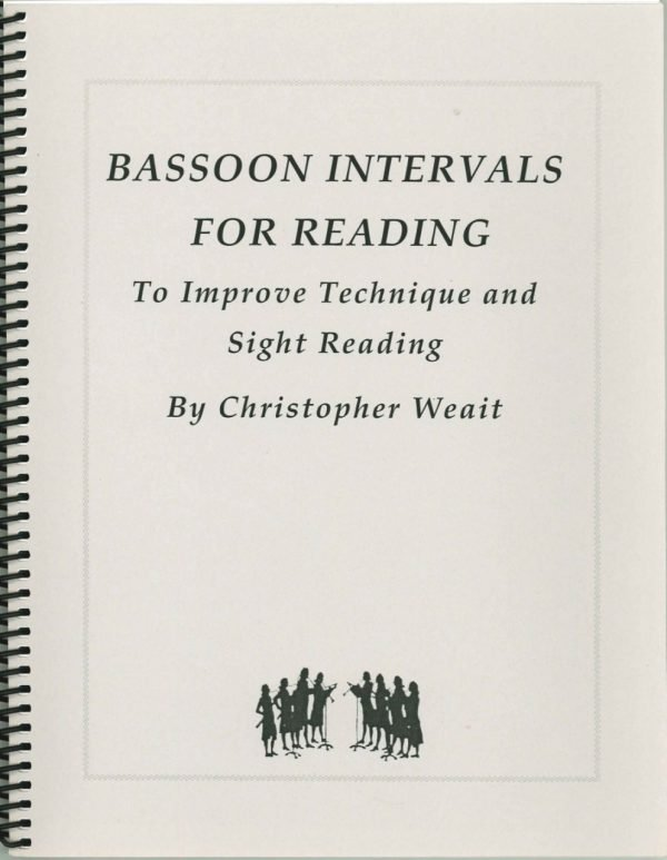 Weait: Bassoon Intervals for Reading