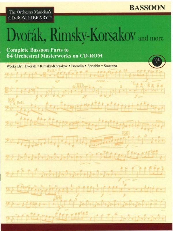 CD-Rom Bassoon: Vol 5