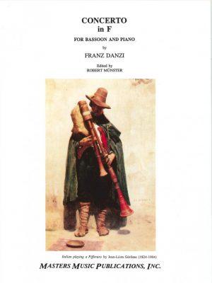 Danzi: Concerto in F for Bassoon and Piano