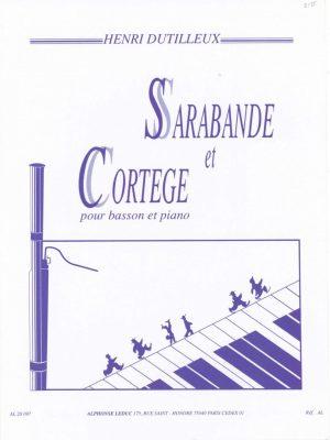 Dutilleux: Sarabande et Cortege