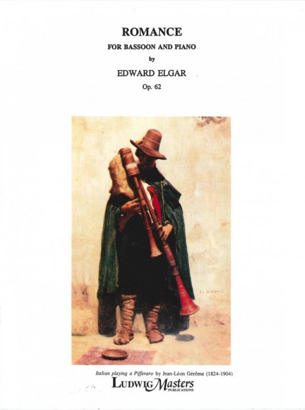 Elgar: Romance for Bassoon and Piano