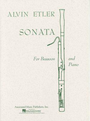 Etler: Bassoon Sonata