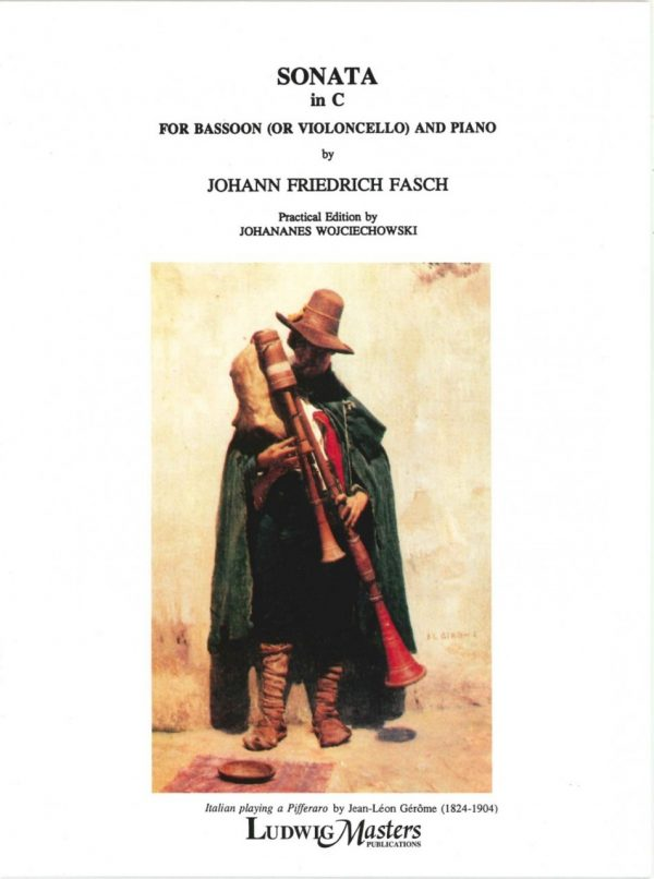 Fasch: Bassoon Sonata in C
