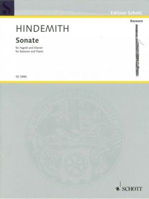Hindemith: Basoon Sonata
