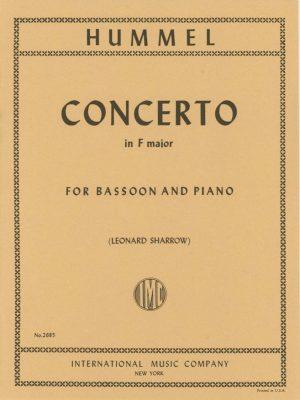 Hummel: Concerto in F Major