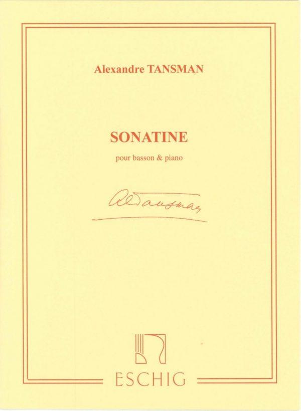 Tansman: Sonatine