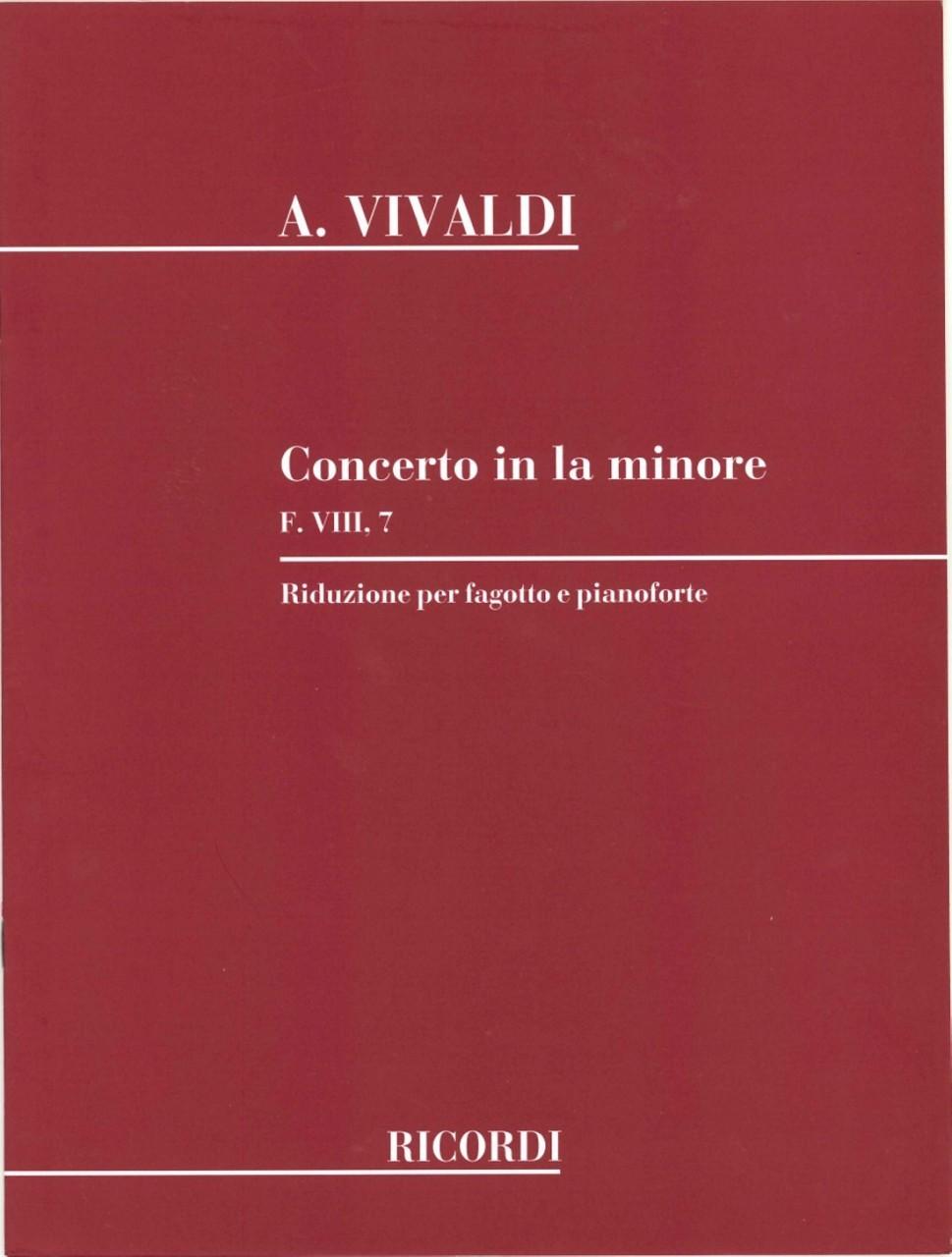 Vivaldi  Concerto in A Minor bcdf88333f5