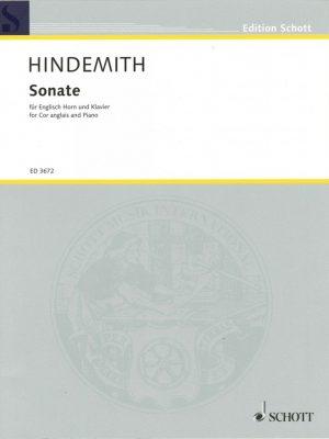 Hindemith: Sonata for English Horn