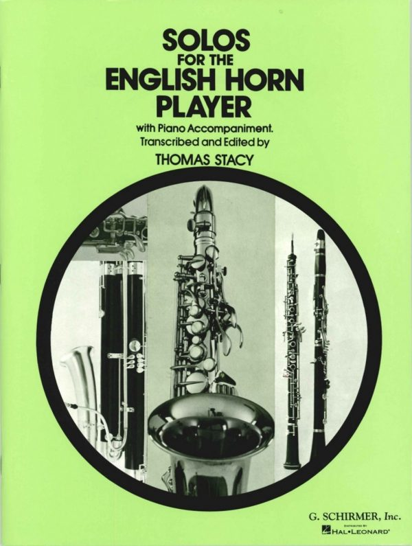 Solos for the English Horn Player, Stacy