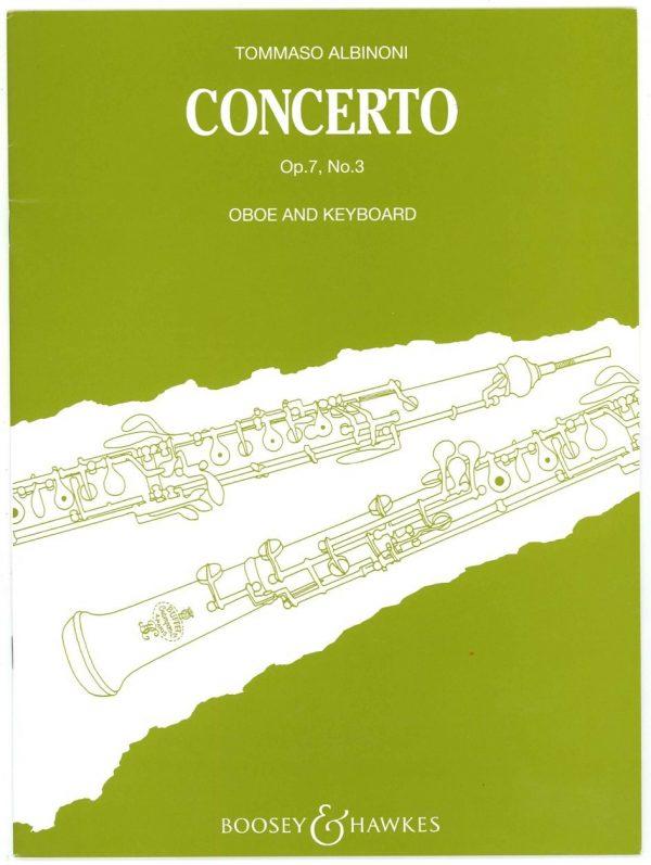 Albinoni: Concerto in Bb op 7/3