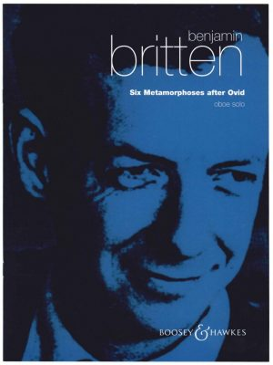Britten: 6 Metamorphoses After Ovid for Oboe