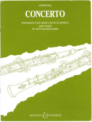 Cimarosa: Concerto for Oboe