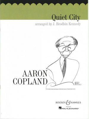 Copland: Quiet City