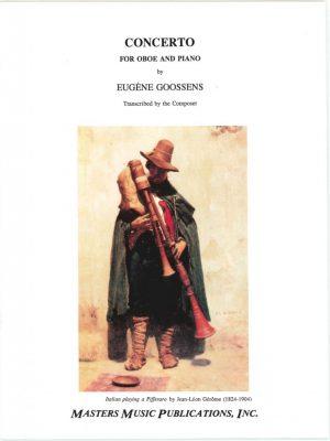 Goossens: Oboe Concerto