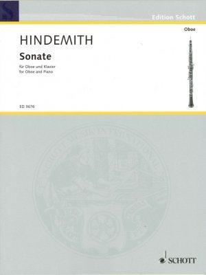 Hindemith: Oboe Sonata