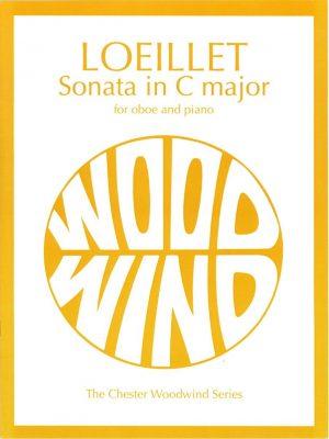 Loeillet: Oboe Sonata in C