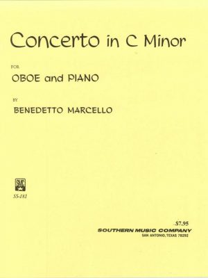 Marcello: Oboe Concerto in C Minor