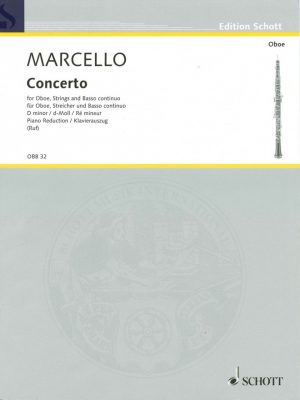 Marcello: Oboe Concerto in D Minor
