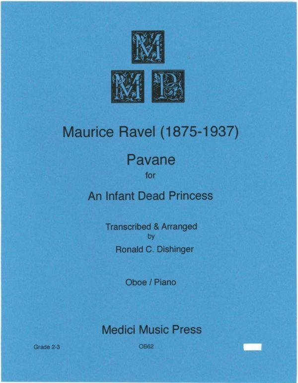 Ravel: Oboe Pavane