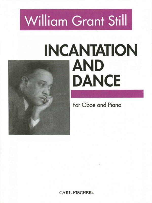 Still: Incantation & Dance for Oboe