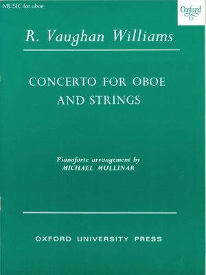 Vaughan Williams: Oboe Concerto