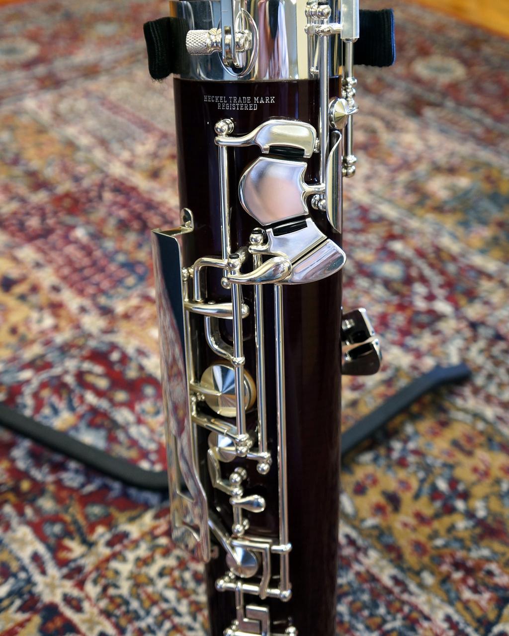 Heckel Model 41i Bassoon For Sale | MMI