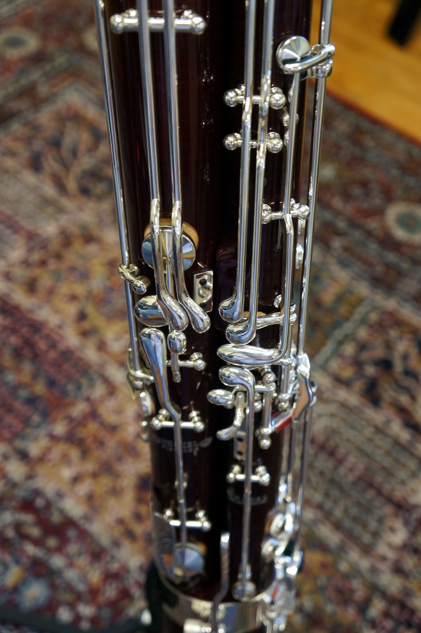 Heckel Model 41i Bassoon For Sale | MMI
