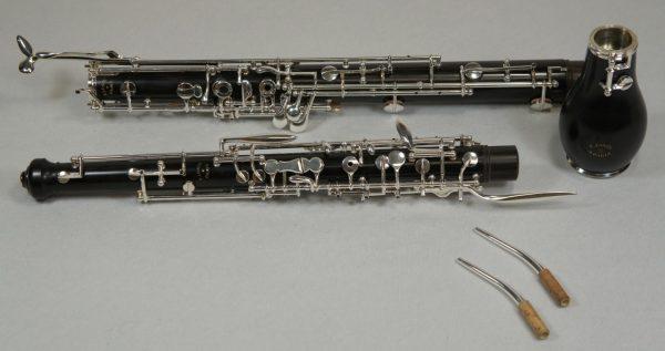 Loree i+3 Grenadilla English horn