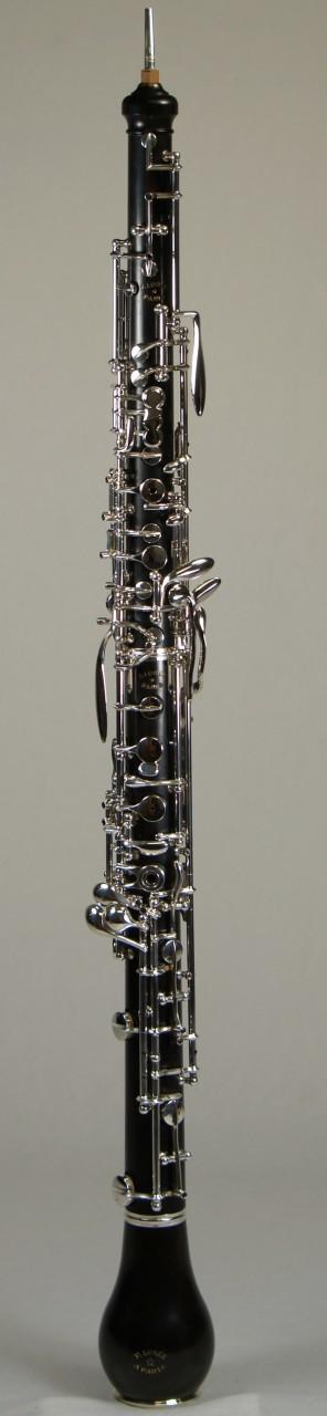 Loree Grenadilla Oboe d'Amore