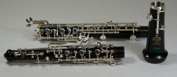 Buffet Professional Grenadilla Oboe