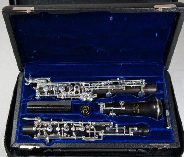 Fox 400 oboe, Grenadilla