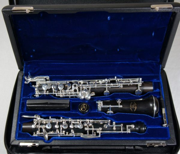 Fox 450 oboe, Plastic top joint
